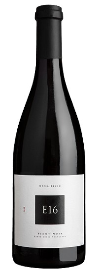 E16 2015 Santa Lucia Highlands Pinot Noir Upper Bench