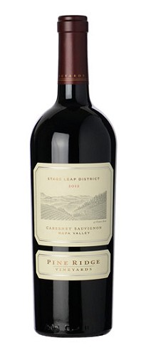 Pine Ridge 2012 Stags Leap District Cabernet Sauvignon Napa Valley