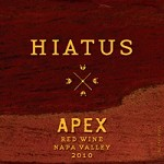 Hiatus 2010 Apex Red Wine Napa Valley