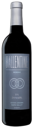Ballentine 2016 Estate Reserve Zinfandel Napa Valley