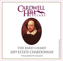 Cardwell Hill 2019 The Bard Chard Estate Chardonnay