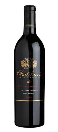 Baldacci 2014 Black Label Cabernet Sauvignon Stags Leap District Napa Valley
