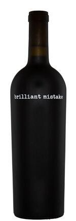 Brilliant Mistake 2016 Cabernet Sauvignon Napa Valley