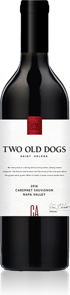 Two Old Dogs 2018 Cabernet Sauvignon Napa Valley