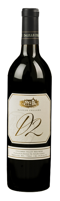 DeLille Cellars 2015 D2 Proprietary Red Blend Columbia Valley
