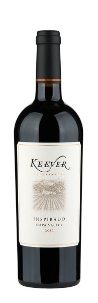 Keever Vineyards 2012 Inspirado Red Napa Valley