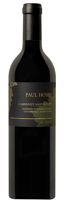 Paul Hobbs 2012 Nathan Coombs Estate Vineyard Cabernet Sauvignon Coombsville