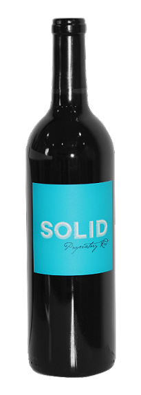Solid 2012 Proprietary Red California