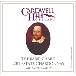 Cardwell Hill 2017 The Bard Chard Estate Chardonnay