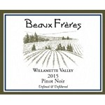 Beaux Freres 2015 Willamette Valley Pinot Noir Red Wine