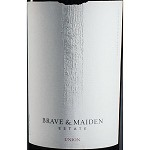 Brave & Maiden Estate 2018 Union Red Blend Santa Ynez