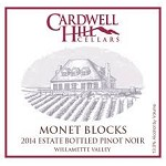 Cardwell Hill 2014 Monet Blocks Pinot Noir