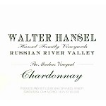 Walter Hansel 2018 The Meadows Vineyard Chardonnay Russian River Valley