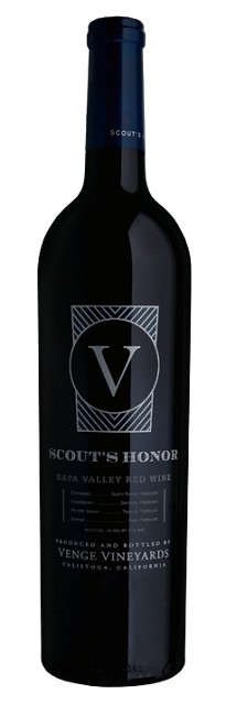Venge Vineyards 2019 Scout's Honor Proprietary Red Napa Valley