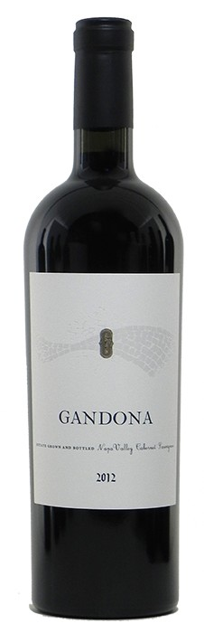 Gandona 2012 Estate Cabernet Sauvignon Napa Valley